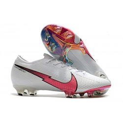 Nike Mercurial Vapor XIII Elite FG - White Flash Crimson