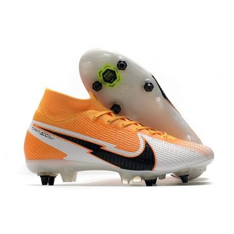 News Nike Mercurial Superfly 7 Elite SG AC Laser Orange Black White