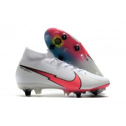 News Nike Mercurial Superfly 7 Elite SG AC White Crimson