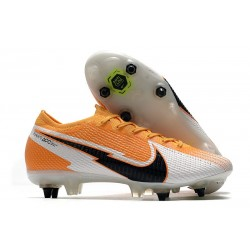 Nike Mercurial Vapor XIII Elite SG Anti Clog Laser Orange Black White