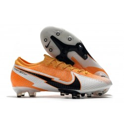 Nike Mercurial Vapor XIII Elite AG Daybreak - Laser Orange Black White