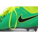 Nike Magista Obra FG Soccer Cleats - Low Price Black Green Volt