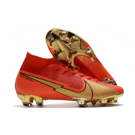Nike Mercurial Superfly VII Elite FG ACC Cristiano Ronald CR100 Red