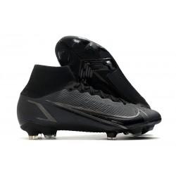 New Nike Mercurial Superfly 8 Elite FG Black