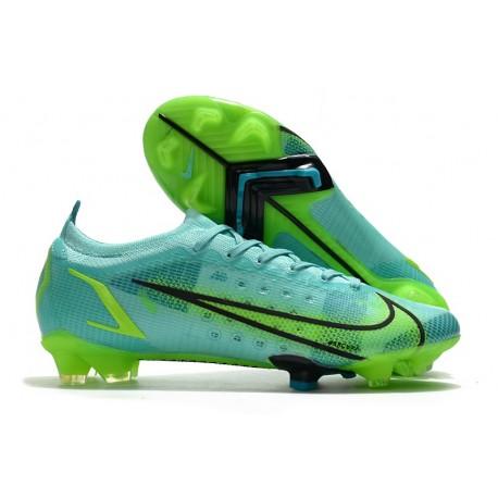 Nike Mercurial Vapor 14 Elite FG Boot Dynamic Turq Lime Glow